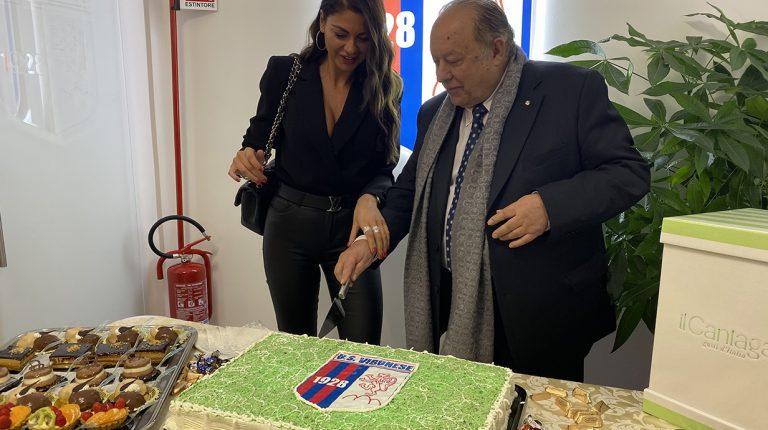 """La """"casa"""" della Vibonese, inaugurata la nuova sala stampa e l'area ospiti – Video"""