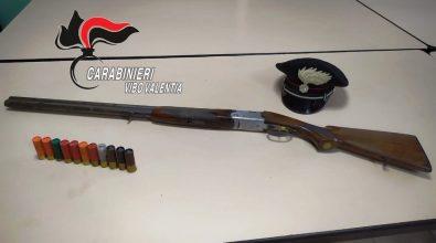 Armi nascoste nei terreni, arresti dei carabinieri tra Dasà e Dinami