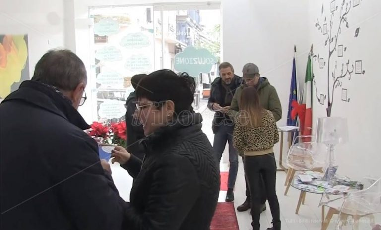 """""""Il salotto dei consumatori"""", attiva a Vibo la nuova sede di Unc e Fiscoteca – Video"""
