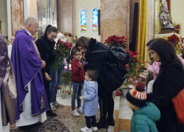 Mileto accoglie la famiglia di Matilde, morta a 9 anni per un male incurabile
