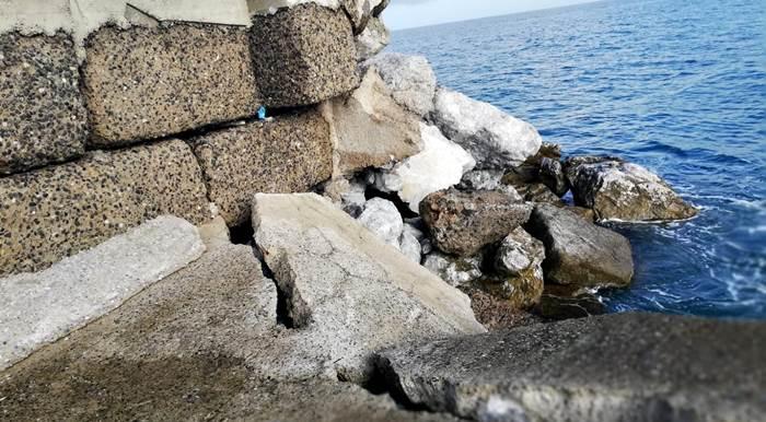 Briatico chiede lo stato di calamità per i danni provocati dal maltempo