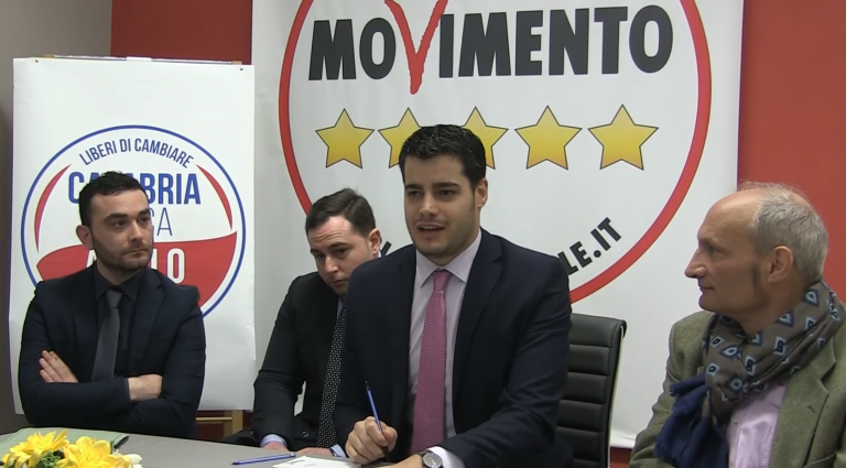 """Regionali, la """"ricetta"""" per la Calabria dei candidati 5 Stelle – Video"""