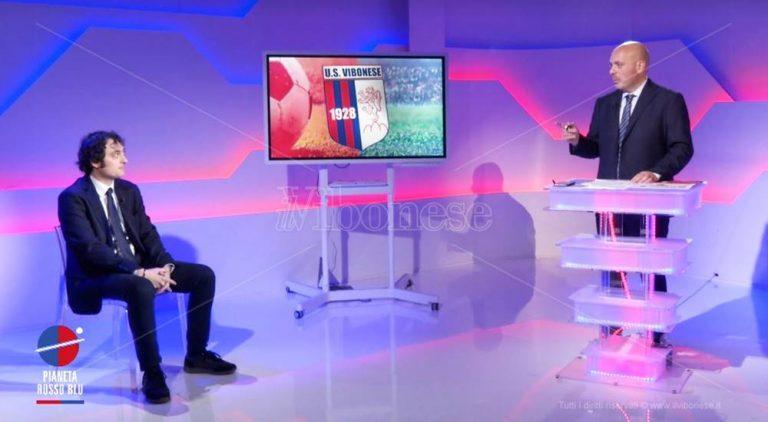 Pianeta Rossoblù, il bilancio della prima parte di stagione della Vibonese – Video