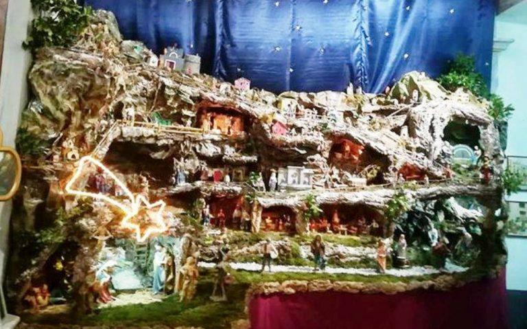 Il Natale e i presepi dei paesi che hanno una storia da raccontare