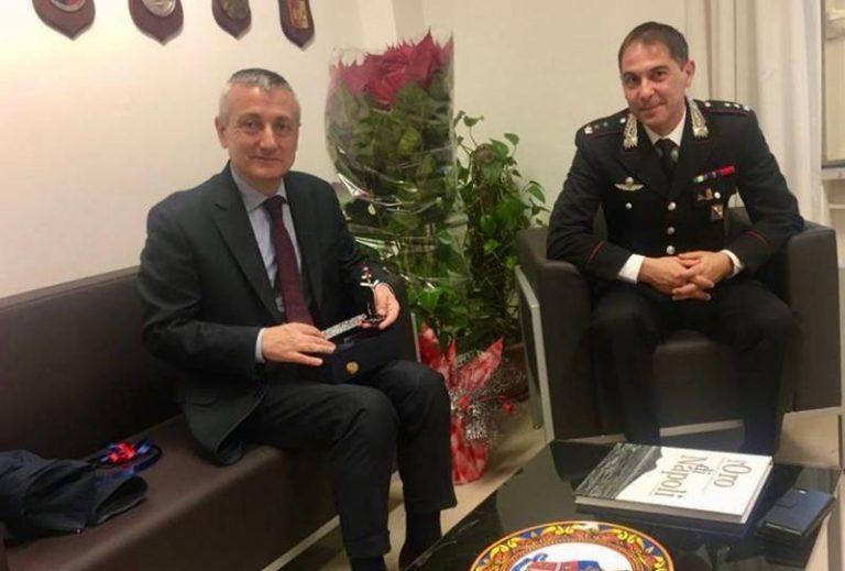 """Prefetto Vibo su blitz carabinieri: """"Cittadini scelgano da che parte stare"""""""