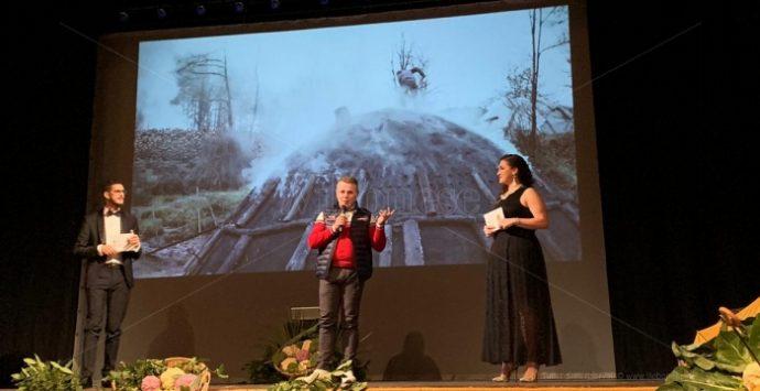 Nuovo successo per Saverio Caracciolo al Festival del cinema rurale
