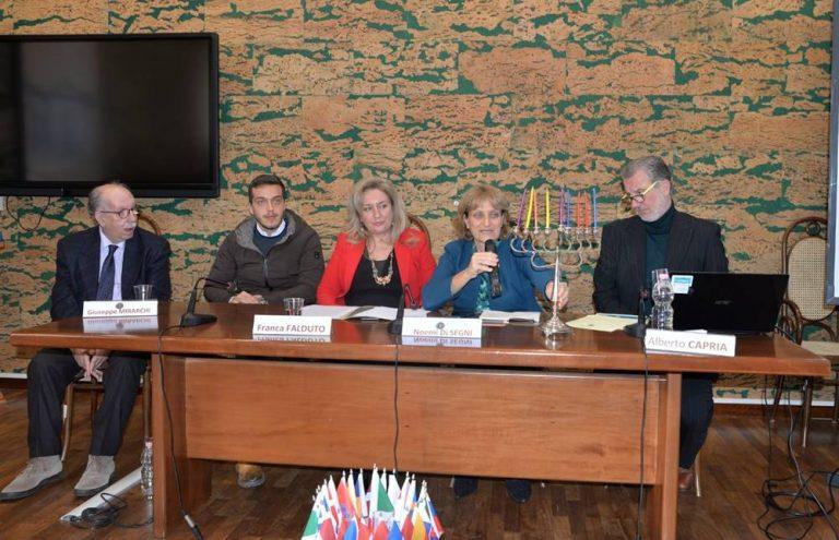 Il valore della memoria, il Premio Filangieri a Noemi Di Segni