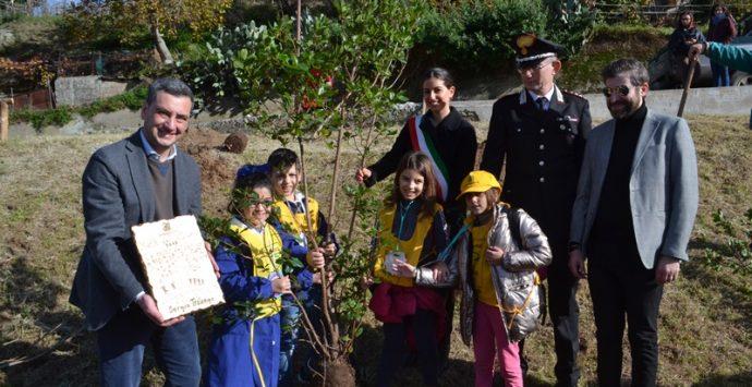 Gemellaggio fra le scuole di Santa Domenica di Ricadi e Santa Cristina