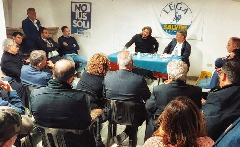 Scossoni nella Lega a Vibo: Carlutti si dimette, Macrì nuovo coordinatore Giovani