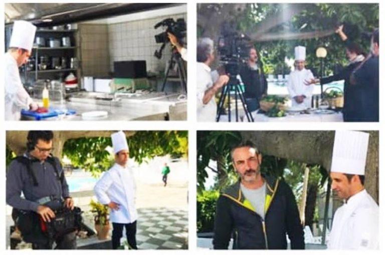 Da Pizzo a Canale 5, lo chef Romano approda a Mela Verde