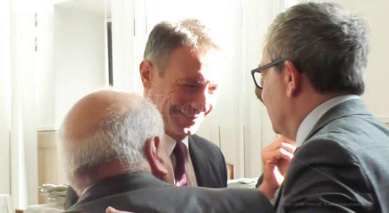 Falvo saluta Catanzaro, mercoledì l'insediamento alla Procura di Vibo – Video