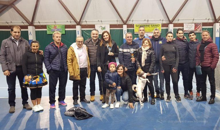 Tennis, Giuseppe Currà e Angela De Caria superano la prima fase del Tpra