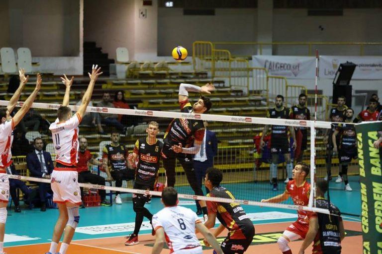 Superlega, nuova sconfitta per Vibo: contro Ravenna arriva un punto
