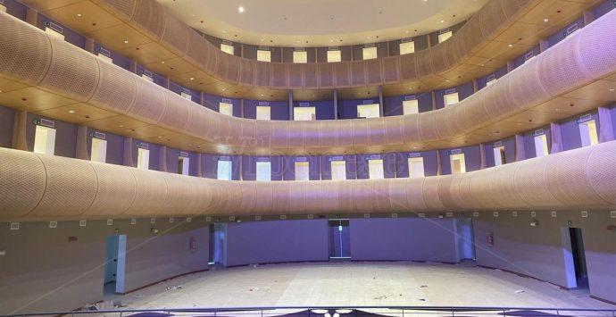 Vibo, passi avanti per concludere il nuovo teatro: pubblicata la gara