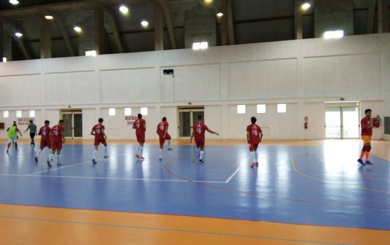 Calcio a 5, nuova sconfitta per Vibo in C1. Festeggia la Juniores