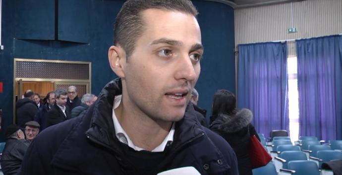 Il neo consigliere Tassone: «Diamo nuove prospettive ai giovani»