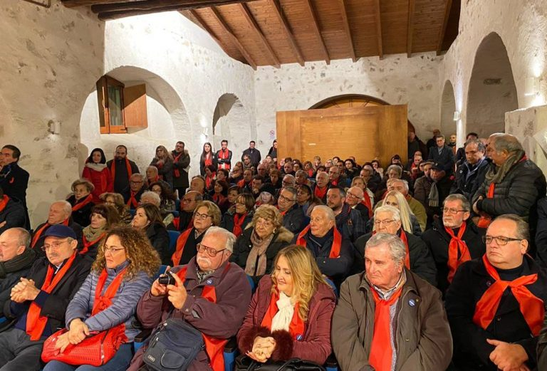 Regionali, Callipo nella sua Pizzo: «Facciamo insieme la rivoluzione»