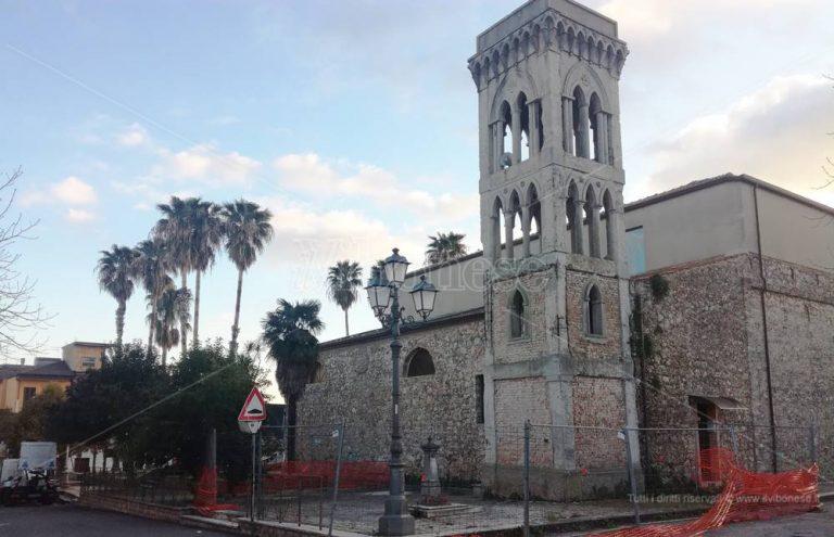 Mileto, lotta contro il tempo per salvare il campanile della Cattolica