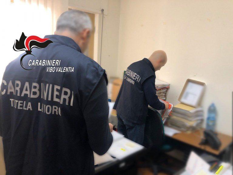 Maxi-multa a pizzeria di Vibo: lavoratori in nero e col reddito di cittadinanza