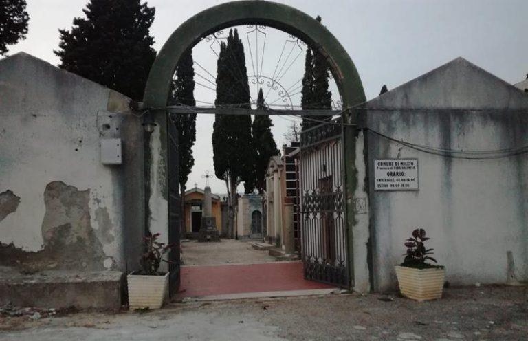 Orrore a Mileto, profanata la cappella di un bimbo morto ad un anno