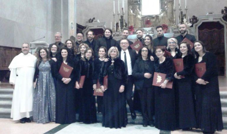 Coro Dominicus di Soriano, vent'anni di grandi successi