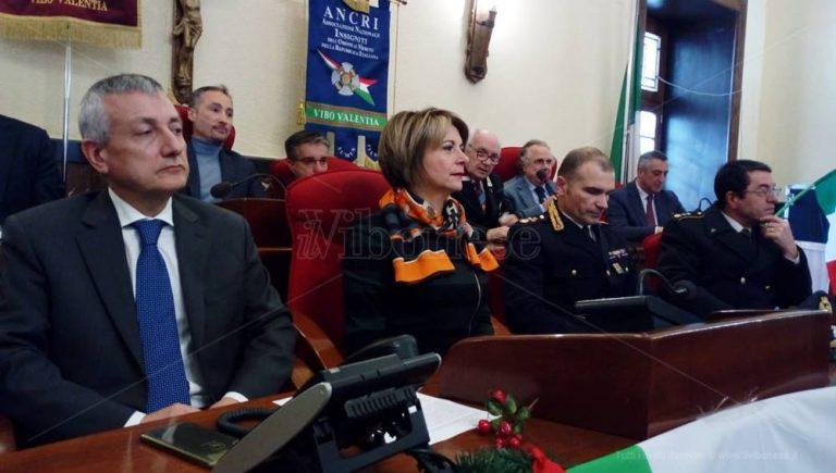 Festa del Tricolore, celebrazioni anche a Vibo Valentia – Video