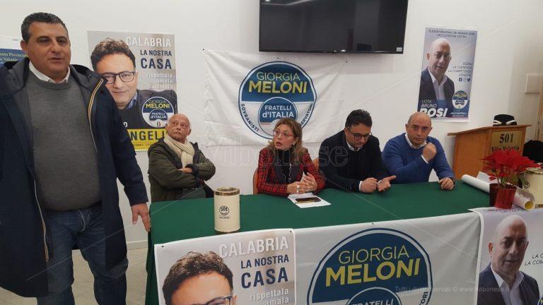 Regionali, la sfida di Fratelli d'Italia: «Mandiamo a casa la sinistra» – Video