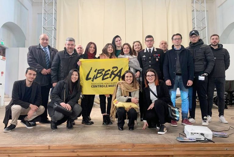 Settimana dello studente, Libera Vibo nelle scuole per la legalità