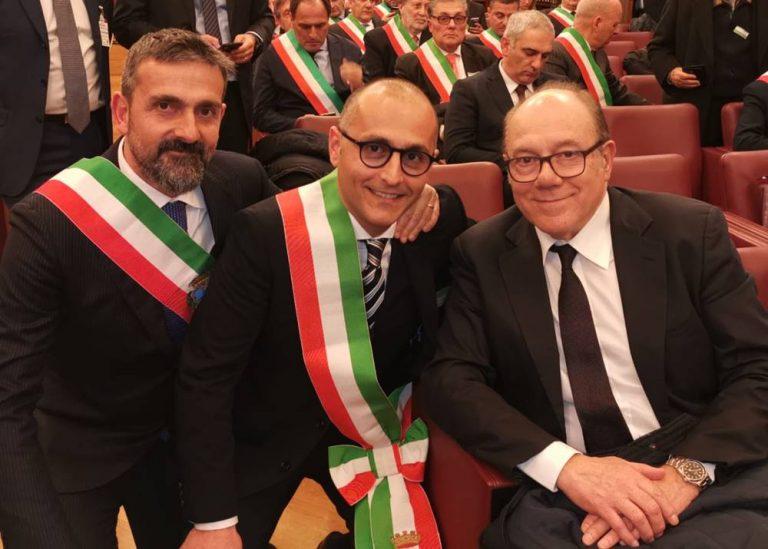"""Premio """"Ambasciatori nazionali"""" ai Comuni di Tropea e Orsomarso"""