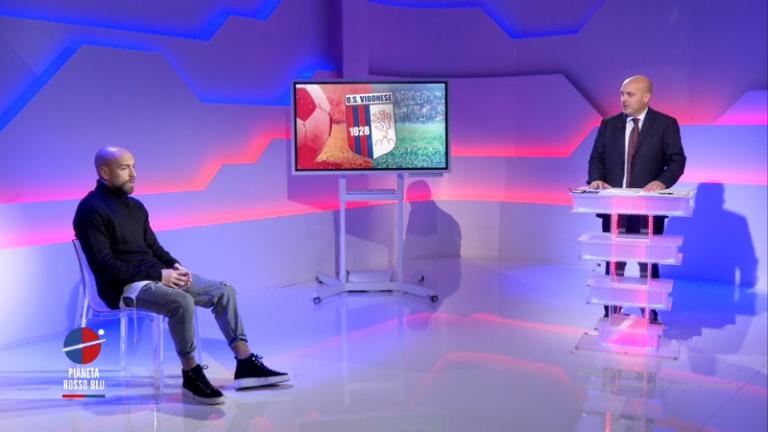 "Vibonese, il terzino Fabio Tito si racconta a ""Pianeta Rossoblù"" – Video"