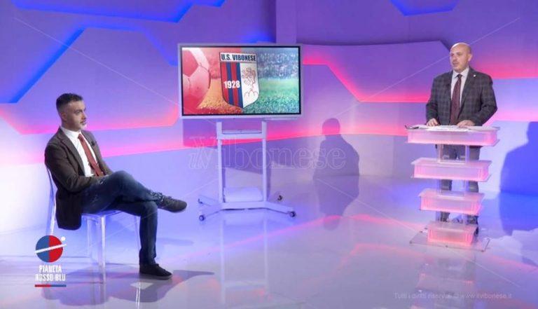 """Momento """"no"""" per la Vibonese, se ne parla a Pianeta rossoblù – Video"""