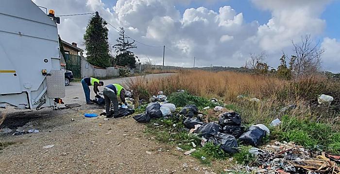 Rifiuti in zona archeologica a Pannaconi, al via bonifiche e sanzioni