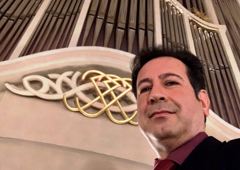 Il maestro organista Pronestì premiato a Lipsia nel segno di Bach