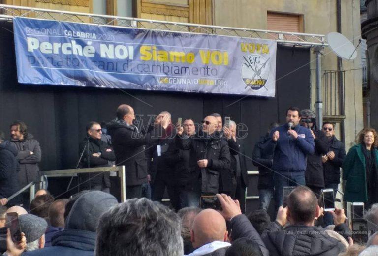 Salvini a Serra, i promotori: «Le contestazioni rafforzano i consensi per la Lega»