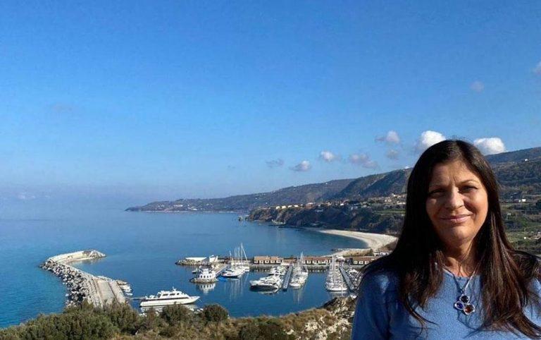 Regionali, Jole Santelli a Tropea: «Serve azione mirata per il turismo»