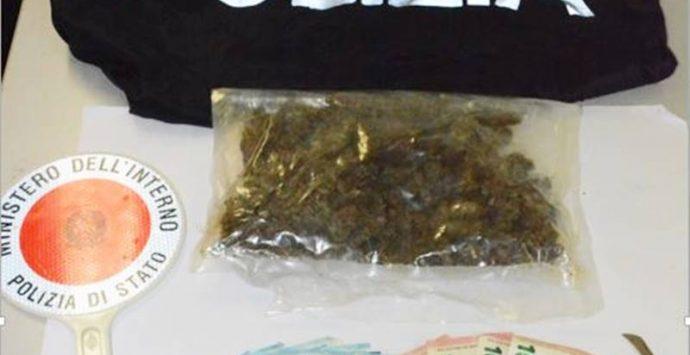 Marijuana a Tropea, revocato obbligo di dimora