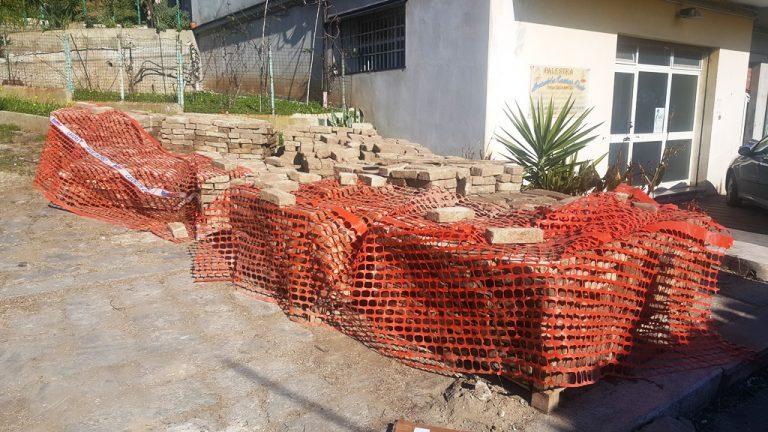 Vibo, scalinata Conte d'Apice: in primavera la fine dei lavori