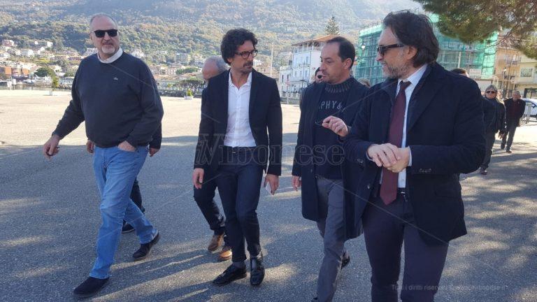 Toninelli: «Rabbrividisco al pensiero che un vibonese voti Salvini» – Video