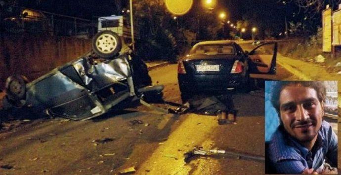 Incidente mortale di Gianluca Scuglia a Vibo, condannato l'imputato