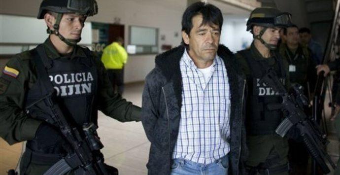 Colombia nega estradizione a capo dei narcos e Tribunale Vibo revoca misura cautelare