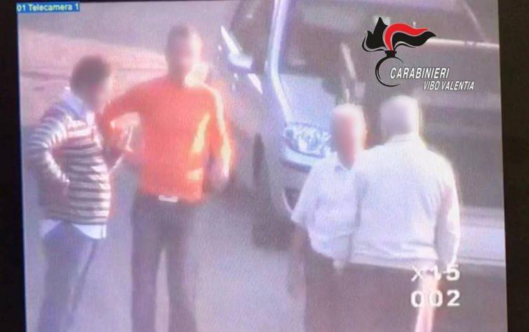 Le armi dei Pardea e il piano per uccidere Rosario Pugliese, quattro arresti a Vibo – Video