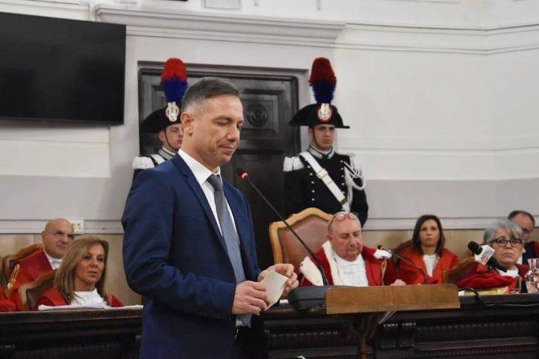 Giustizia, Falvo: «In arrivo 600 magistrati, si pensi anche a Vibo» – Video