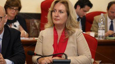 Il commiato dell'assessore Franca Falduto: «Esco per ragioni che non comprendo»