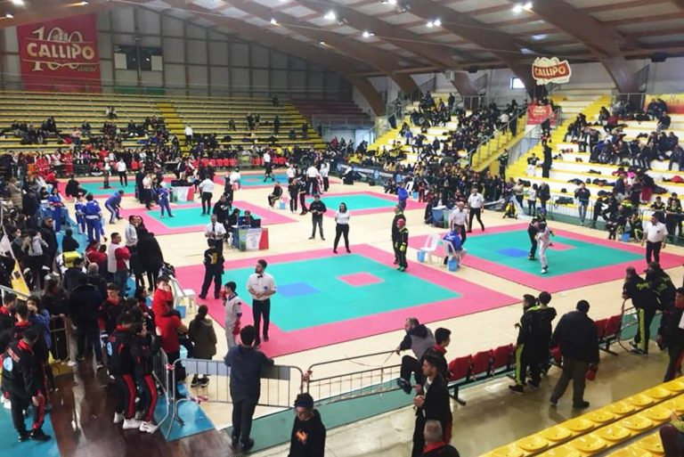Kickboxing, 270 atleti a Vibo per il Campionato interregionale