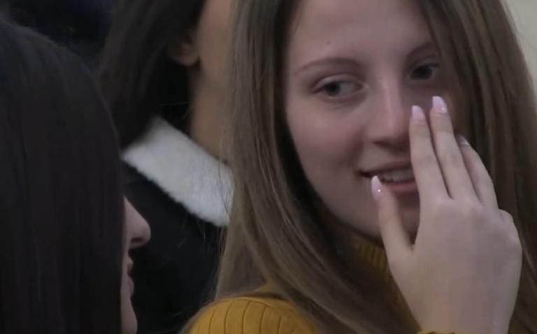 """Gli studenti del """"Galilei"""" di Vibo a lezione di legalità – Video"""