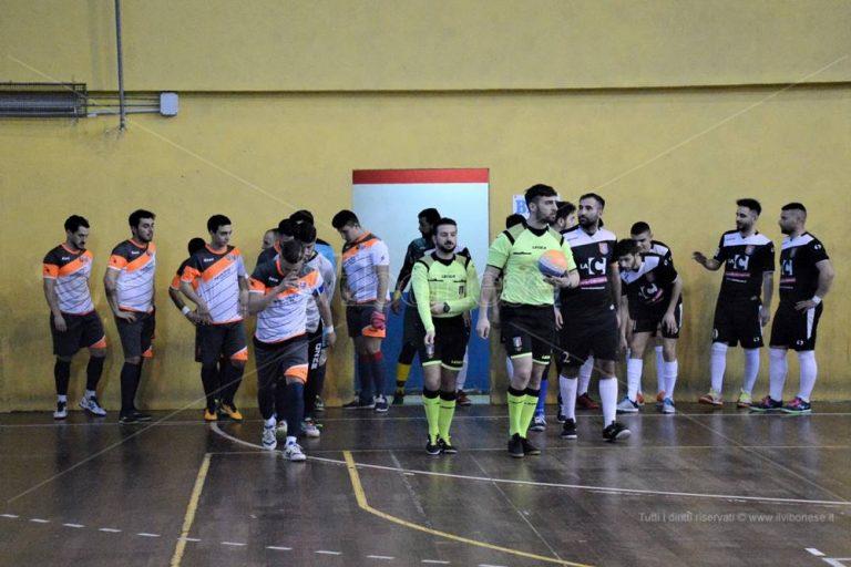 Calcio a 5, bella vittoria di Vibo sul Montalto