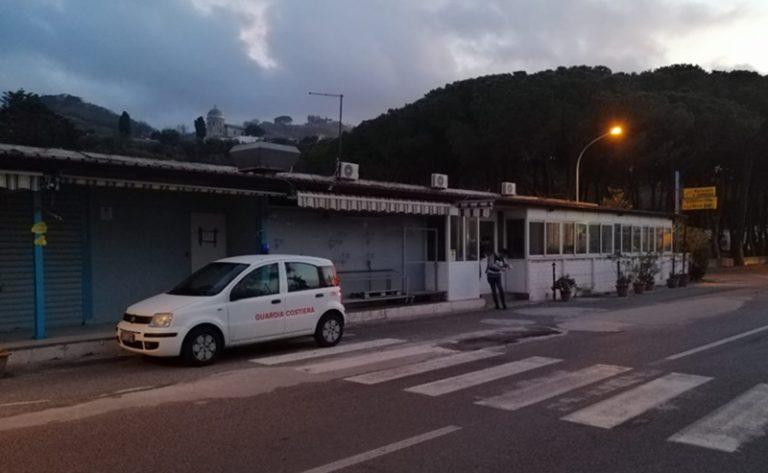 Esercizio commerciale sequestrato a Tropea
