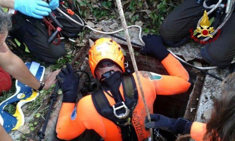 Fratelli scomparsi in Sardegna, in azione i sommozzatori dei vigili del fuoco