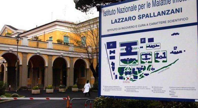 Coronavirus, il ministro Speranza: «Isolato allo Spallanzani di Roma»