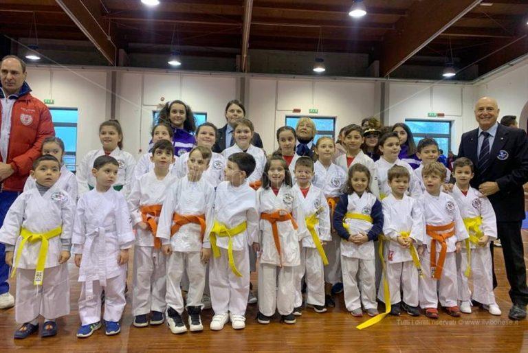 Karate, Virtus Vibo terza al Trofeo Athlon
